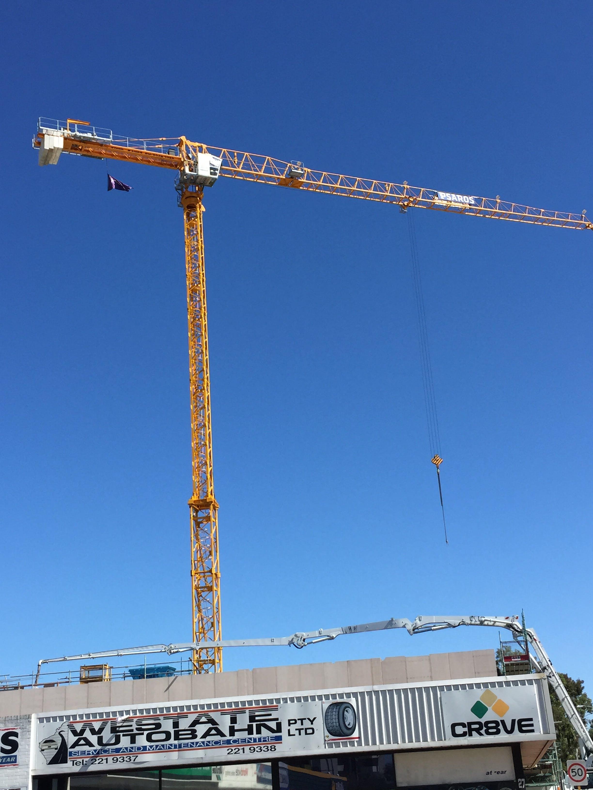 DK Crane Hire