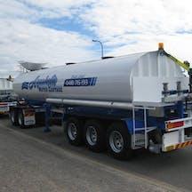 Logo of Aquaholic Water Cartage & Transport Services