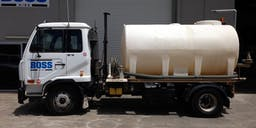 Boss Hire Pty Ltd Truck Mounted