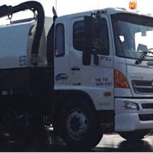 Logo of Road Sweeper Hire