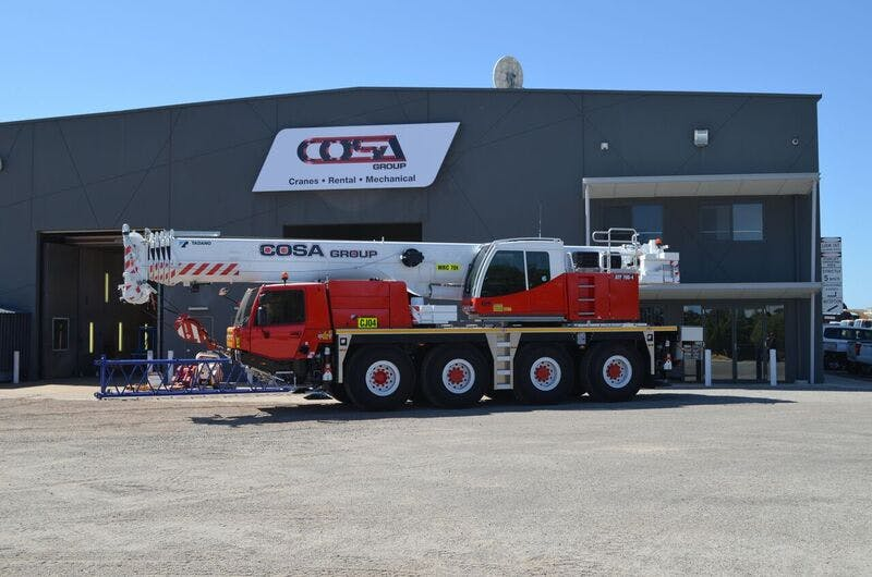 COSA Cranes Australia