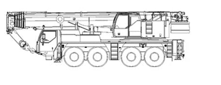 20t Slew Crane Hire Suppliers in Port Kembla, NSW 2505
