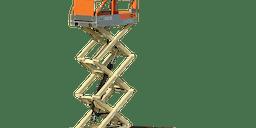 Barossa Valley Hire Scissor Lift - Electric