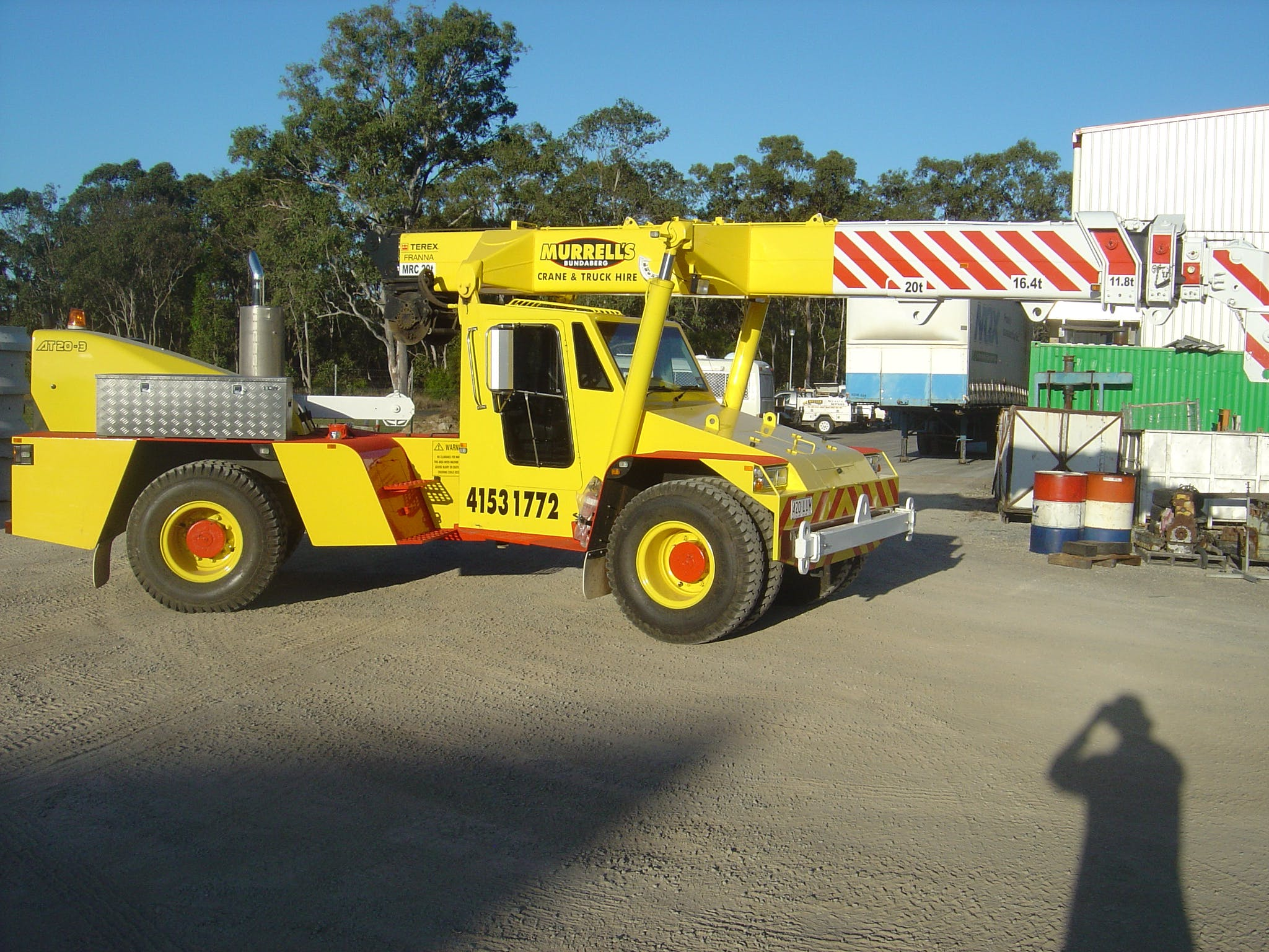 Bundaberg Crane & Truck Hire