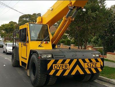 On Demand Cranes