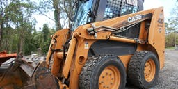Austcare Environmental Services Wheeled Skid Steer