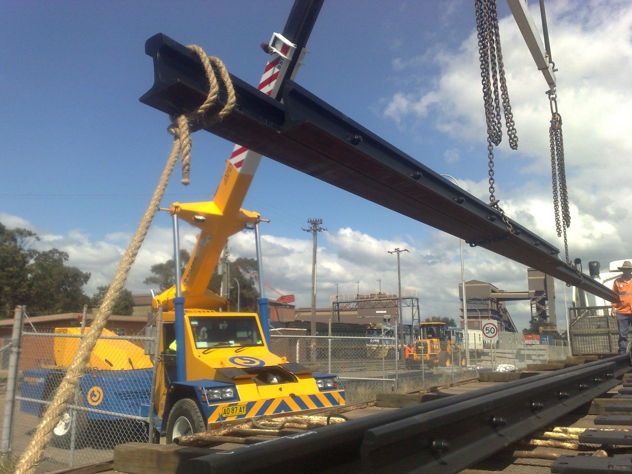 Wilson Lift Cranes