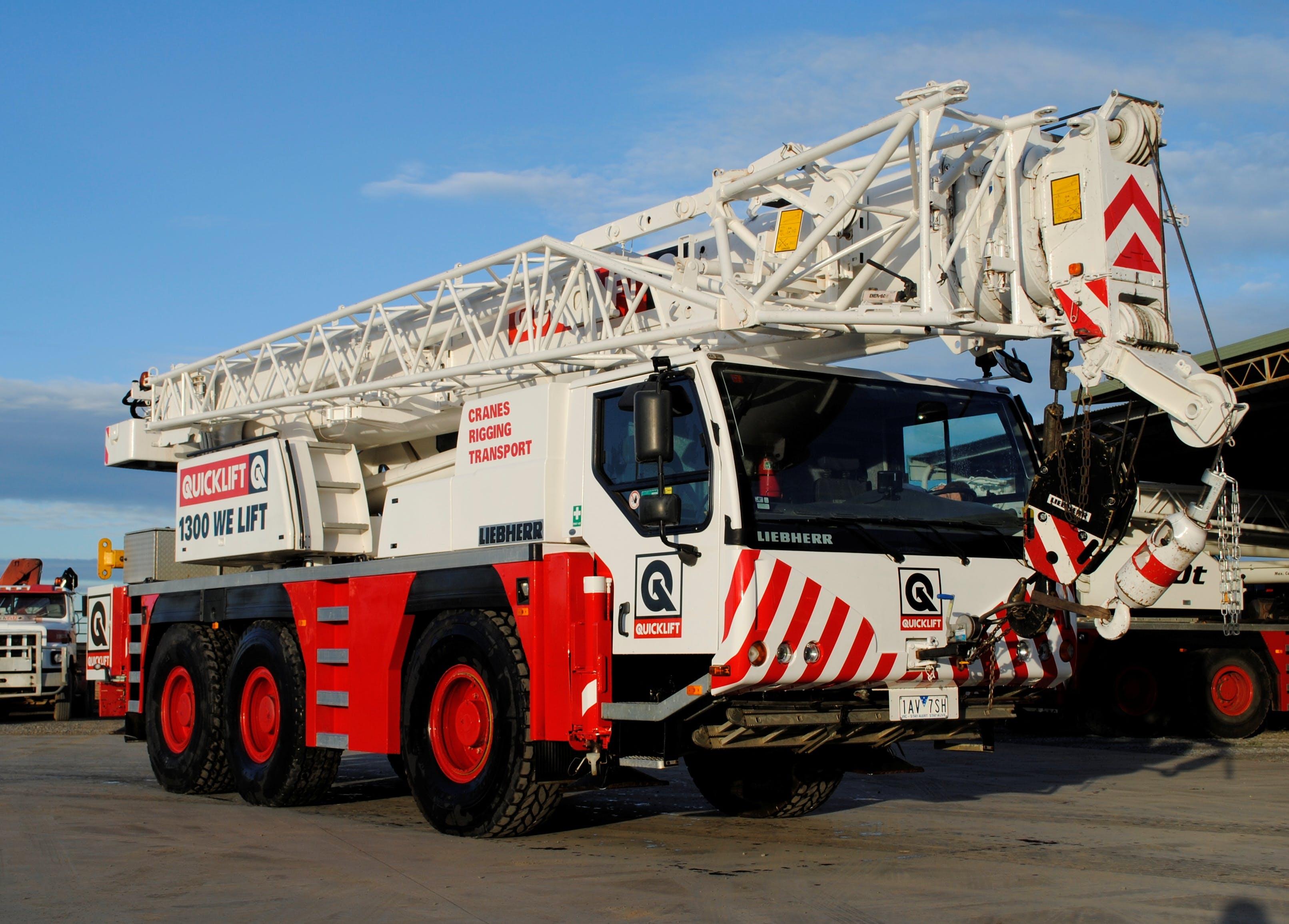 Quicklift Crane Hire