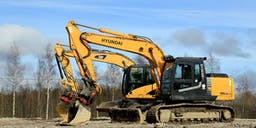 Dunsillagh Group pty Ltd Track Mounted Excavator