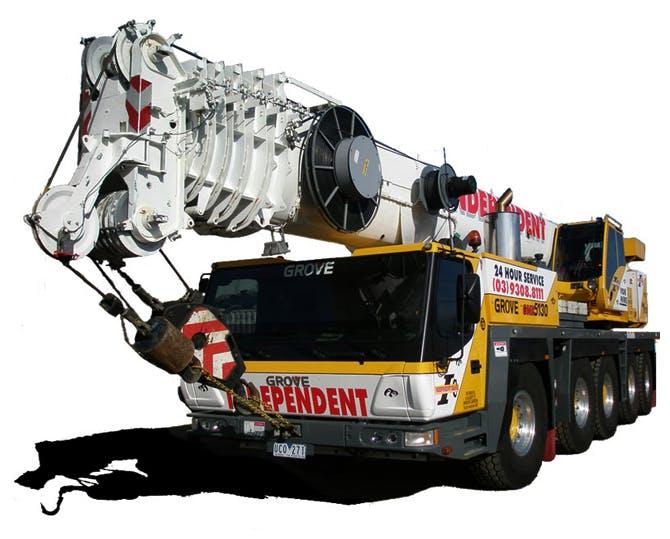 Independent Cranes