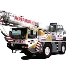 Logo of Independent Cranes
