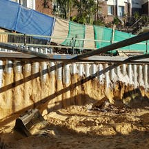Logo of Coast to Coast Piling & Excavation