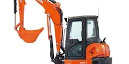 Broken Hill Hire & Engineering Track Mounted Excavator