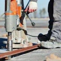 Logo of Concrete; Grinding & Polishing Services