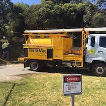 Logo of TerraVac Vacuum Excavation