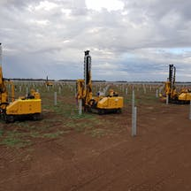 Logo of Solar Farm Constructions
