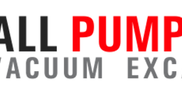 All Pumped Up Vacuum Excavation banner
