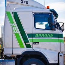 Logo of Hogans Heavy Haulage Pty Ltd