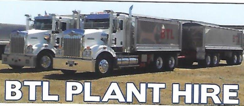 B T L  plant hire