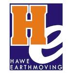 Hawe Earthmoving logo