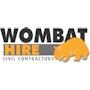Wombat Equipment Hire logo