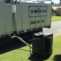 Logo of The Rubbish Bag Co