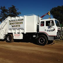 Logo of Smallmon Brothers Waste