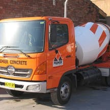 Logo of Premier Concrete (NSW)