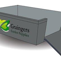 Logo of Grainger's Garden Supplies