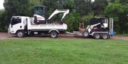 Brisbane & Moreton Bay Region Micro Excavations Tipper