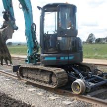 Logo of Rail lines Australia