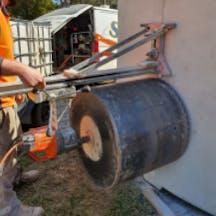 Logo of Sure-Cut Concrete Cutting