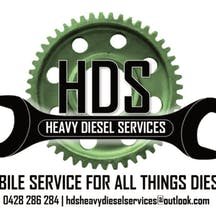 Logo of HDS Heavy Diesel Services