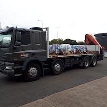 Logo of Scope Cranes and Logistics
