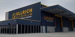 Ullrich Aluminium banner