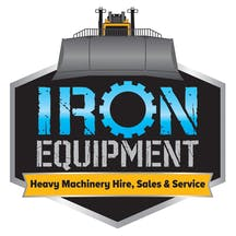 Logo of Iron Equipment