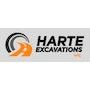 Harte Excavations logo