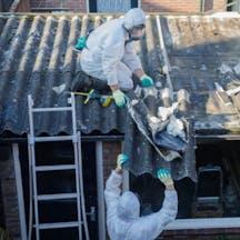 Logo of A&B ASREM Asbestos Removal Pty Ltd