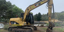 Bizz's Farm Forestry & Civil Pty Ltd Track Mounted