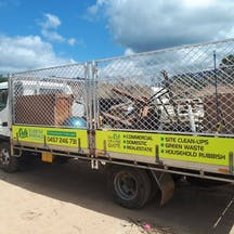 Logo of Rob's Rubbish Removals Cairns