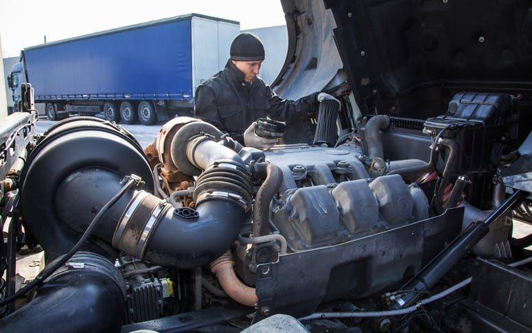 Mobile Diesel Mechanics