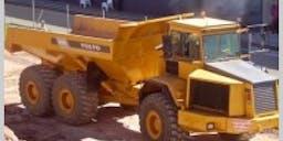 Brancatella Plant Hire Articulated Dump Truck