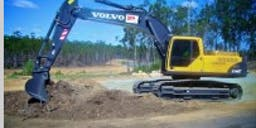Brancatella Plant Hire Track Mounted Excavator