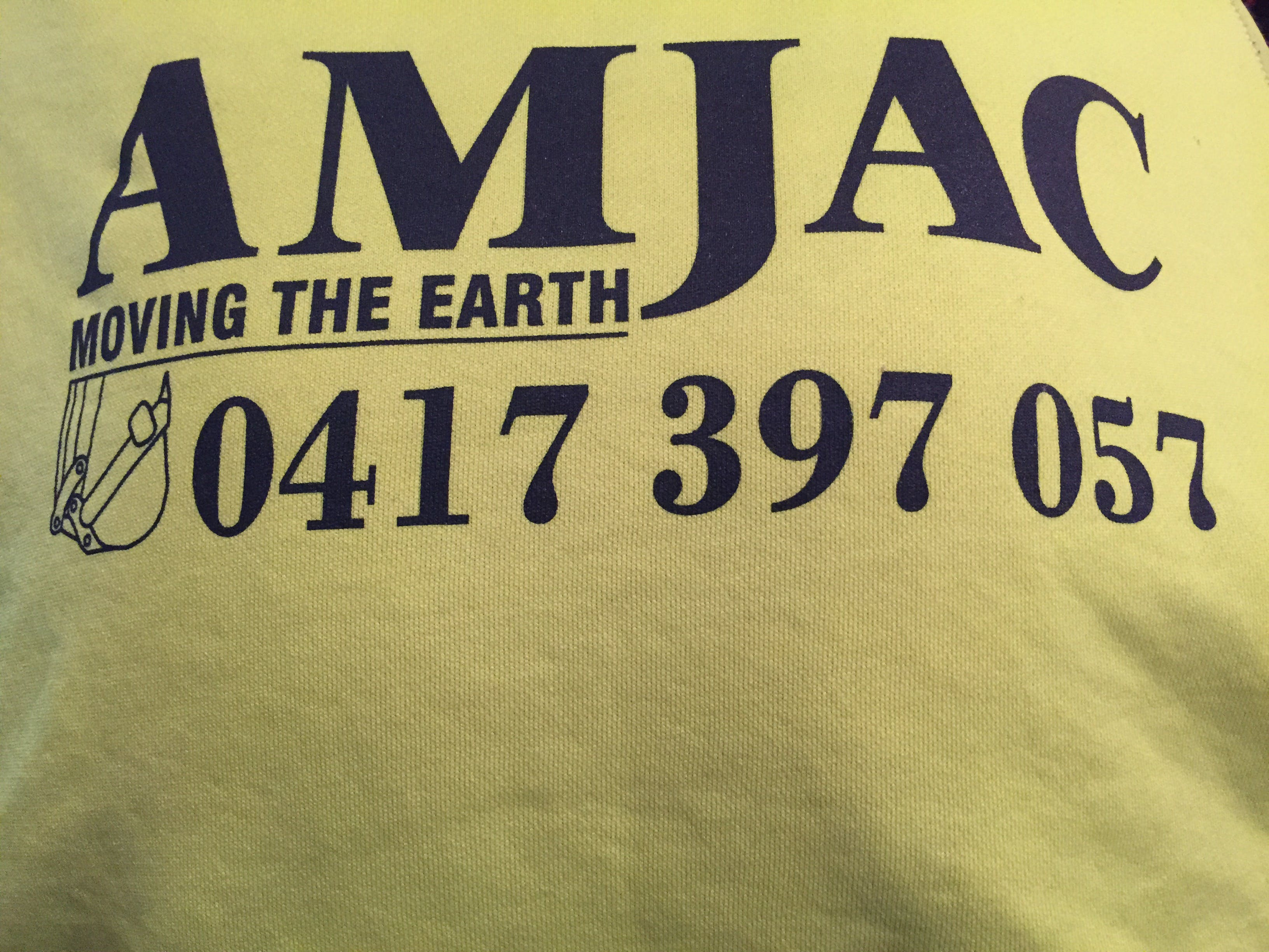 AMJAC Earthmoving
