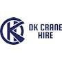 DK Crane Hire logo