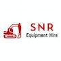 SNR EQUIPMENT HIRE logo
