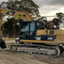 Logo of AB Contracting NSW