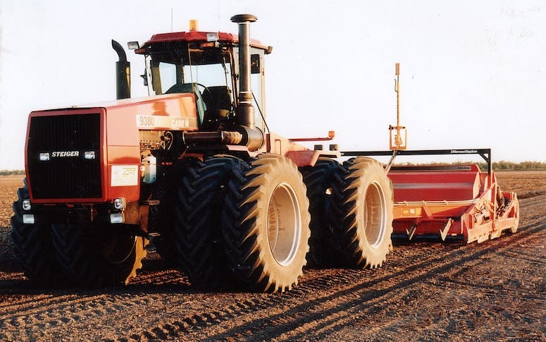 4x4 Tractor
