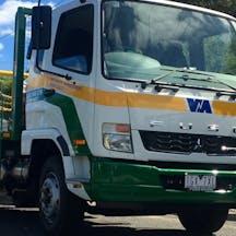 Logo of WM Waste Management Services