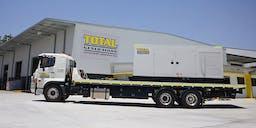 Total Generators banner
